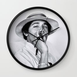 One More Please Wall Clock