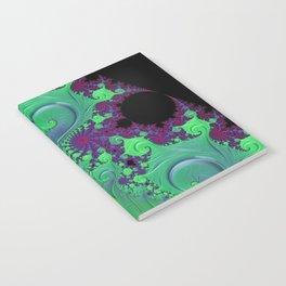 Spade of Hearts - Fractal Design Notebook