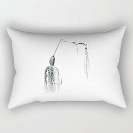 Fishing Tackle 45 Rectangular Pillow