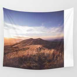 Dusk - Landscape and Nature Photography Wall Tapestry