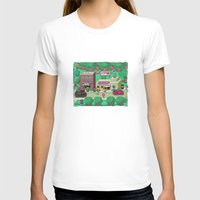 earthbound T-shirts featuring Earthbound town by likelikes