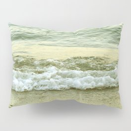 surf lace: gold variations Pillow Sham