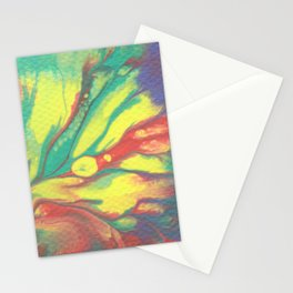 Paint Pouring 56 Stationery Cards