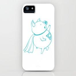 piggy 07 iPhone Case