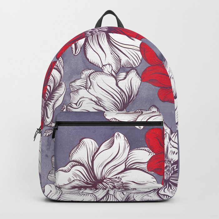 Monday Morning in The Garden Backpack