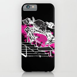 SHRED-209 iPhone Case