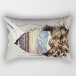 Haircut 1 Rectangular Pillow