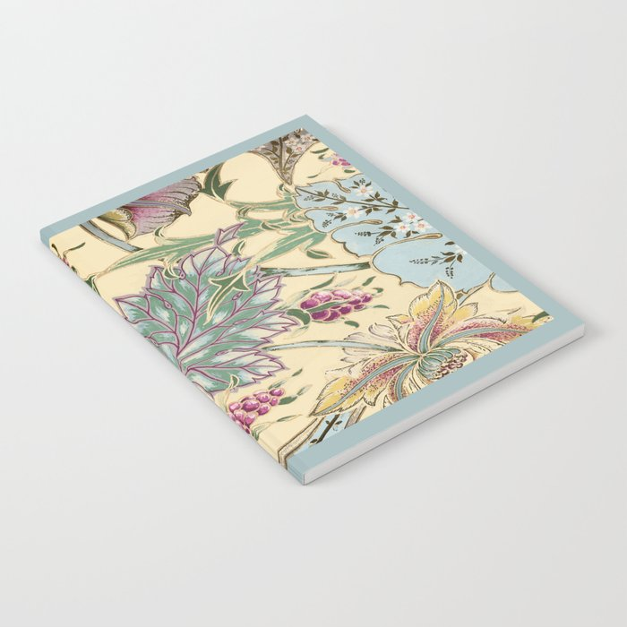tiffany garden Notebook