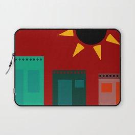 """Pequeño Pueblo (della serie """"La Teoria del Colore"""") Laptop Sleeve"""