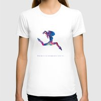 dancer T-shirts featuring Dancer  by ShaMiLa