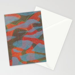 Abstract No. 160 Stationery Cards
