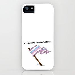 Intersex Pride Flag iPhone Case