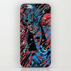 Blood, Matter & Black Holes iPhone & iPod Skin