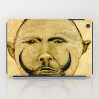 tribal iPad Cases featuring tribal  by Ganech joe