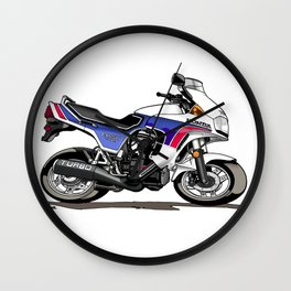 1983 Honda CX650TD Turbo Wall Clock