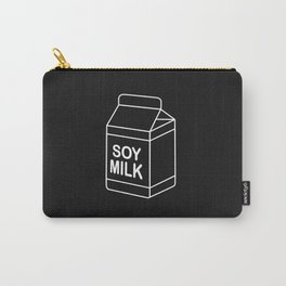 Soy Milk Vegan Activism Carry-All Pouch