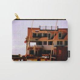 memorial beach house Carry-All Pouch
