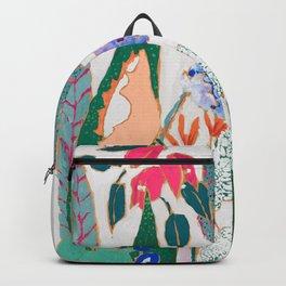 Speckled Garden Backpack