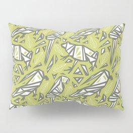 Spirit Animals Rainforest - Frogs - Alligators - Parrots Pillow Sham