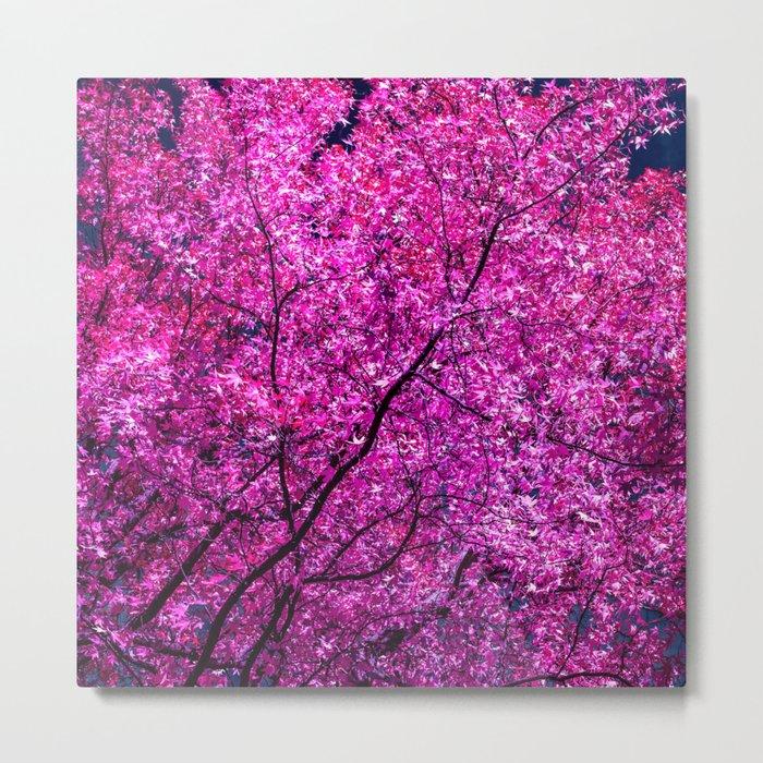 violet tree IV Metal Print