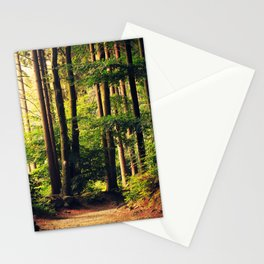 Woods Are Calling Stationery Cards