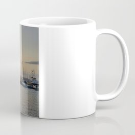 Towards open water Coffee Mug