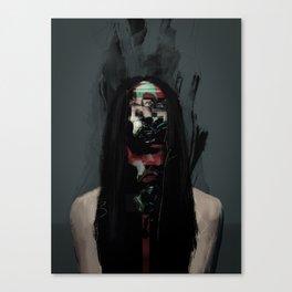 Stasis. Canvas Print
