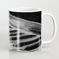 piano Mugs featuring Piano by Renny Hendra