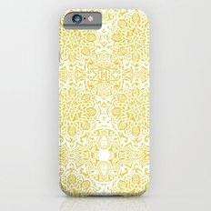 Moorish -yellow ochre iPhone 6s Slim Case