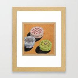 Small bowls n. 1 Framed Art Print