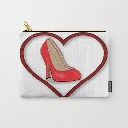Love Shoes Carry-All Pouch