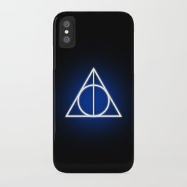 The Hallows iPhone Case