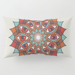 Bali Eyes 1 Pillow Sham