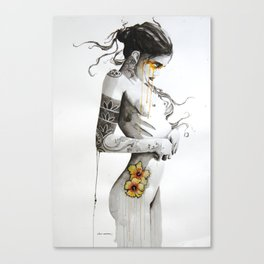 90725 Canvas Print