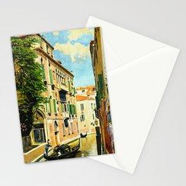 Venezia - Venice Italy Vintage Travel Stationery Cards