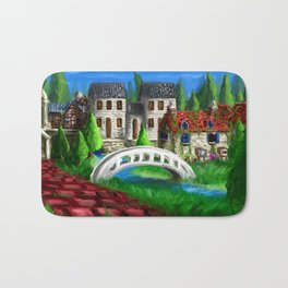 RPG Town Bath Mat