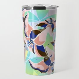 Tanz der Lilien - Dance of the Lilies Travel Mug
