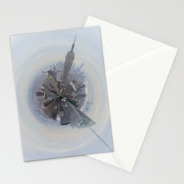 Tiny World NY Stationery Cards