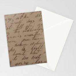 1855 Stationery Cards