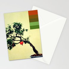 A Stranger That Has Come So Far Stationery Cards