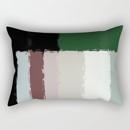 Abstract 30 Rectangular Pillow