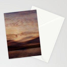 Evening Poem at the Neversink Resrvoir Stationery Cards