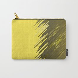many multicolored stripes friendly Carry-All Pouch