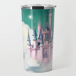 Star Castle In The Clouds Travel Mug