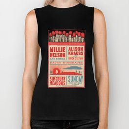 Willie Nelson And Family   Biker Tank