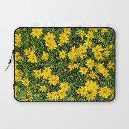 Sunshine Flowers Laptop Sleeve