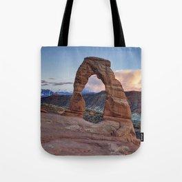 Delicate Arch Utah Tote Bag