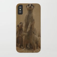 Simplez Mommy! iPhone X Slim Case
