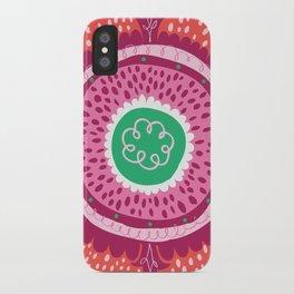 Suzani I iPhone Case