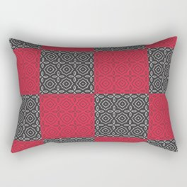 Patchwork Four Rectangular Pillow